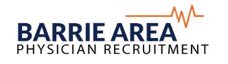 Barrie Area Physician Recruitment